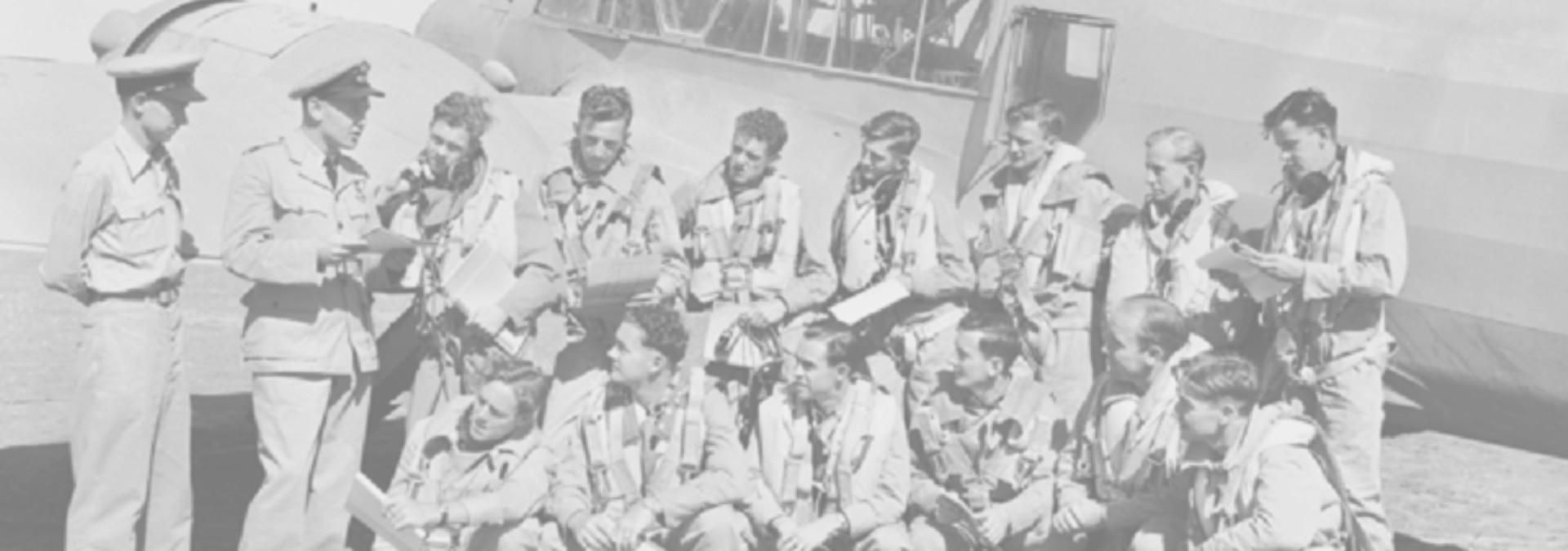 No. 1 Wireless Air Gunners School Ballarat<br>1940 -1945